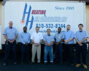 HVAC Heating and AC