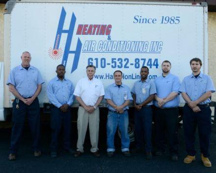 HVAC Heating and AC
